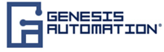 GENESIS AUTOMATION 로고