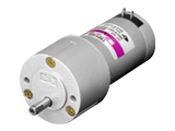 RS4 SERIES GEARED MOTOR